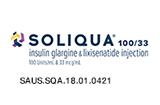 Sponsored listing for soliqua 100/33